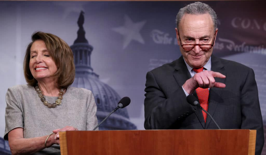 Pelosi And Schumer ZERO IN On Barr's And Mueller's 'Differences' On Obstruction 1