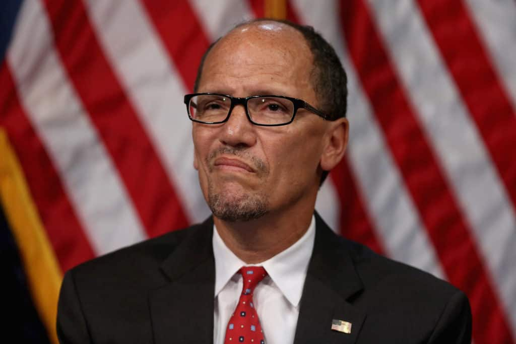 DNC Chair Will Not Respond To Pledge Agreeing NOT TO Fund Another Dossier With Russian Disinformation 1