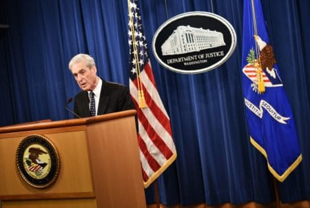 """MUELLER SPEAKS: """"There was INSUFFICIENT Evidence to Charge a Larger Conspiracy"""" 9"""