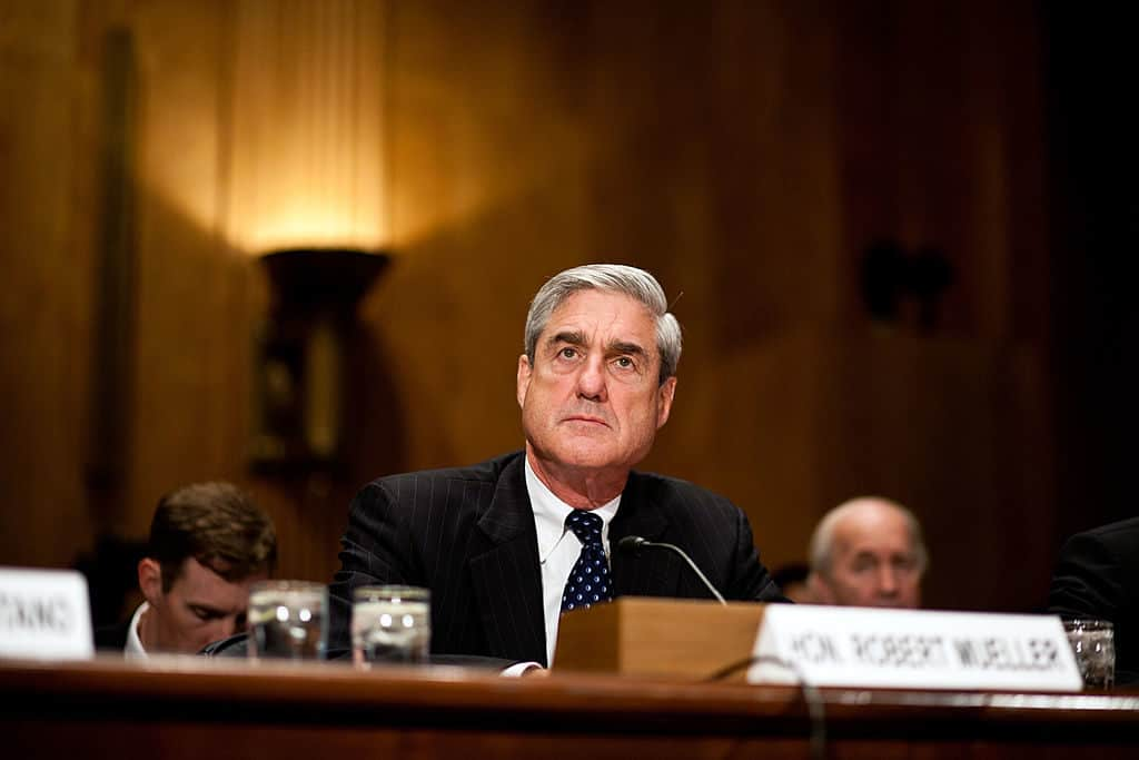 Democrats Say They AREN'T Interested in Grand Jury Info in the Mueller Report -- But THEY ARE 1