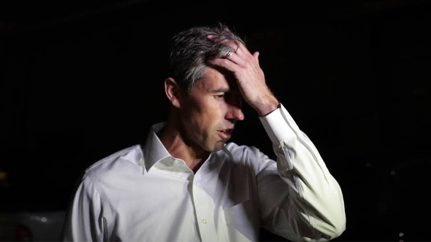 BETO O'Rourke Reboots 2020 Campaign with REGRETS of 'Privilege' and Looking 'Elitist' 1