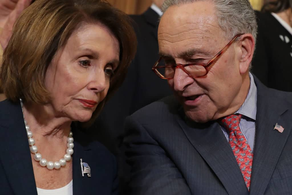 Pelosi STRUGGLES To Keep Her Caucus TOGETHER Over Impeachment 1