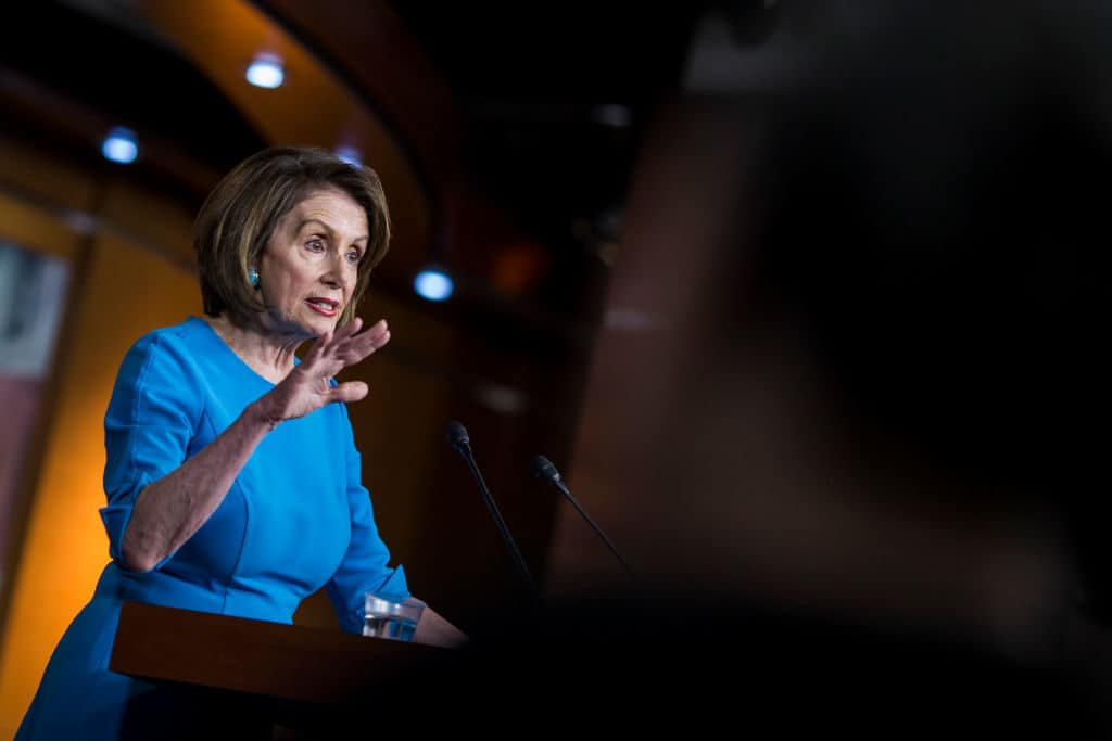 PELOSI: We Never Said There Wasn't A CRISIS At The Border 1