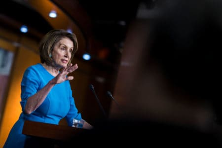 PELOSI: We Never Said There Wasn't A CRISIS At The Border 7