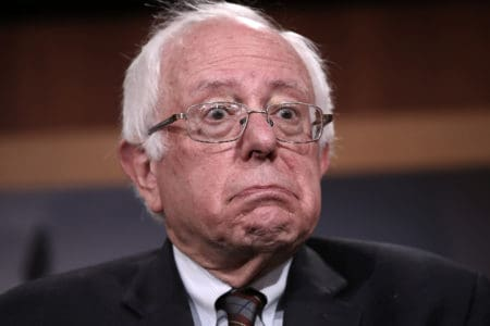 Sanders' Supporters Fear The DNC Will Treat Him Unfairly Again - But Sanders Has Only Himself To BLAME 6
