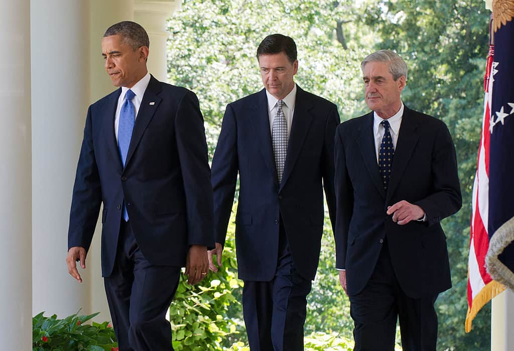 Mueller Report Hearing Included Witnesses Who Served At Obama DOJ At Start Of Russia Probe 1
