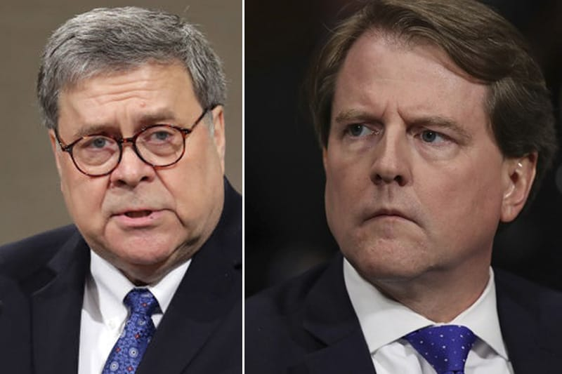House to Vote On Resolution to Authorize Courts to ENFORCE Subpoenas Against Barr and McGhan 1