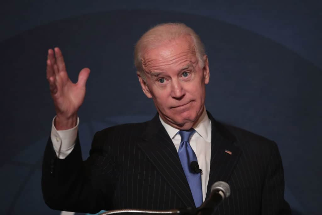 Biden Remembers Civil Relationship With Segregationist Senators After SLAMMING TRUMP For Charlottesville 1