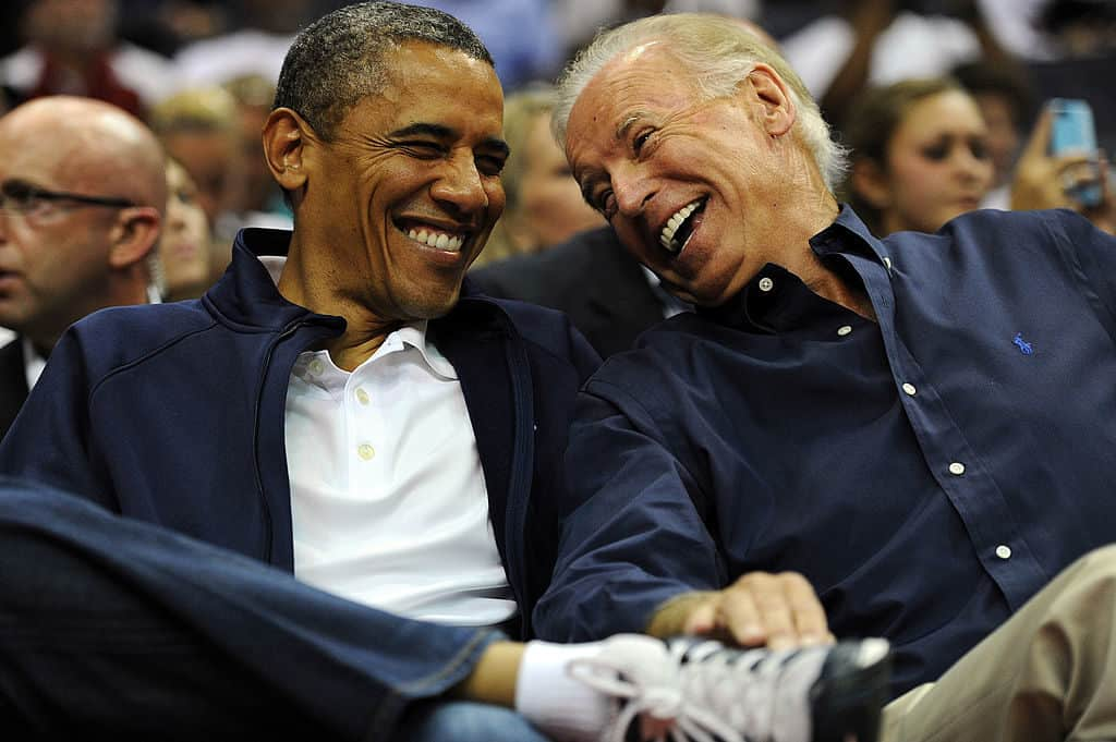Biden Rubs Elbows With The Rich After PANDERING To The Impoverished 1
