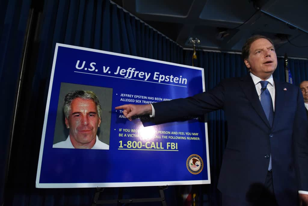 EPSTEIN'S Friends in HIGH PLACES Nowhere to be FOUND 1