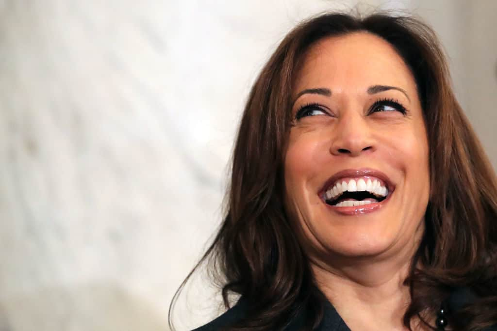 Kamala Harris Calls For FEDERALLY MANDATED Busing 1