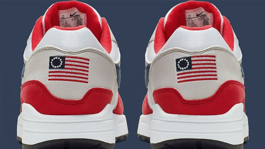 ARIZONA 'Takes A STAND' Against NIKE; Withdraws FINANCIAL INCENTIVES For AZ MANUFACTURING 1