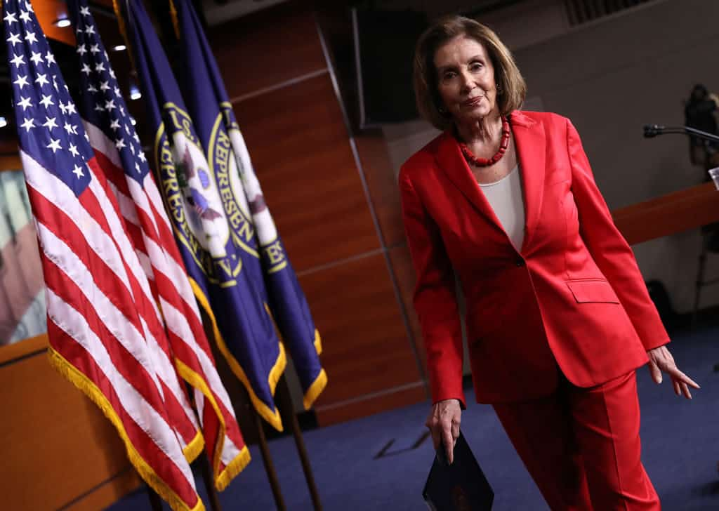 Pelosi PLEADS With Caucus To STOP Airing Grievances On Social Media 1
