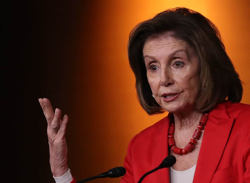 Pelosi's RACIST RHETORIC: Trump trying to 'Make America White Again' 1