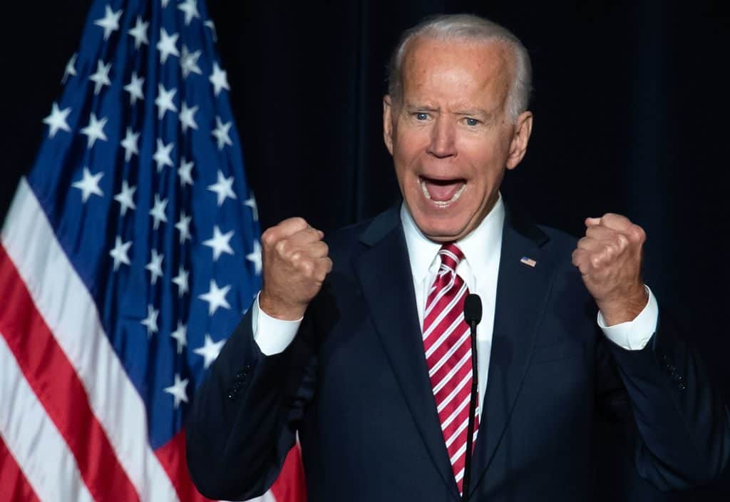 Biden LEADS Pack in Iowa State Fair's Corn Kernel Poll 1