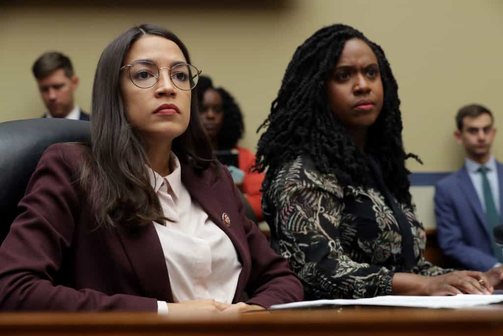 AOC says impeachment-hesitant Democrats should expect more heat from the Left 1