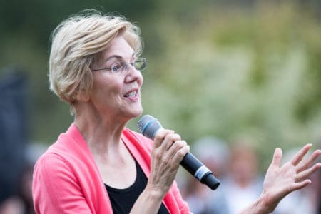 New Hampshire Democratic convention chance for Warren to rise in Granite State 2