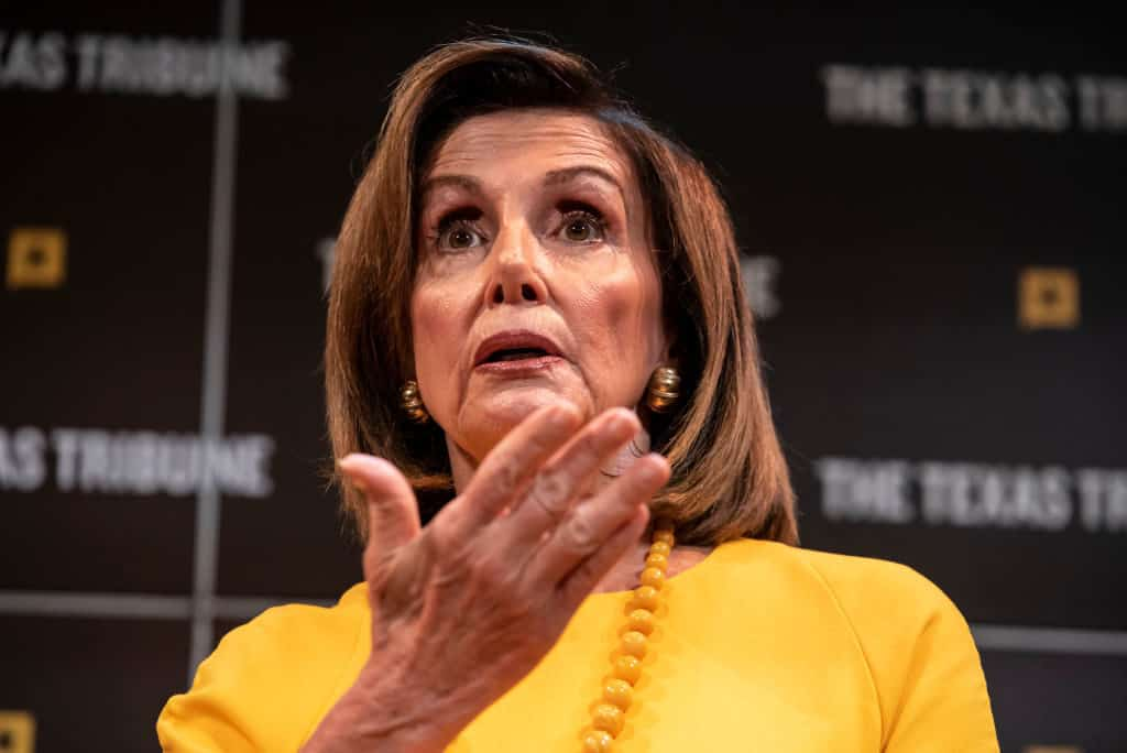 10 and shrinking: The House Democrats defying Pelosi and resisting Trump impeachment 1