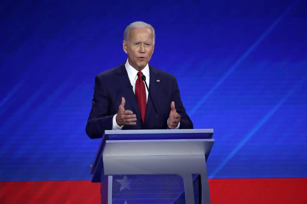 Biden distances himself from Obama when pressed on administration's deportation policy 1