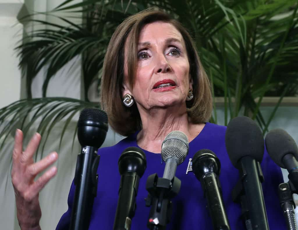 'Partisan impeachment process': Democrats in Trump districts steer clear of Pelosi plan 1