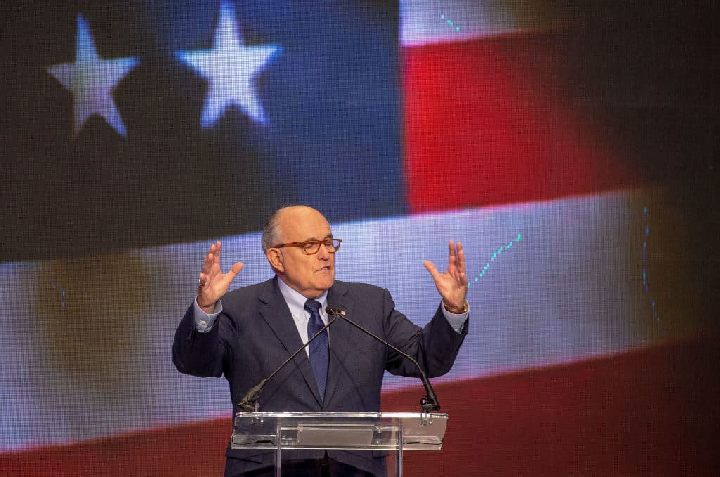 'They're used to lying': Giuliani says Biden wants to silence him because he fears the truth about Ukraine 1