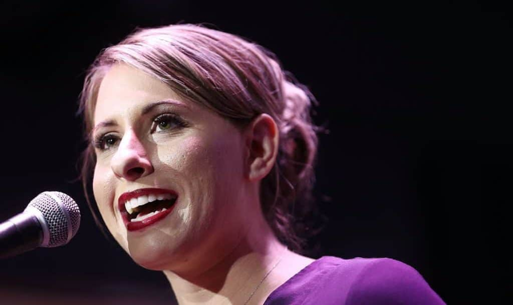 Katie Hill's alleged male lover was PAID special '2018 election BONUS' as her congressional aide 1