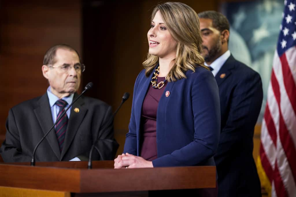 Katie Hill's estranged husband claims congresswoman 'stranded' him before moving to DC 1