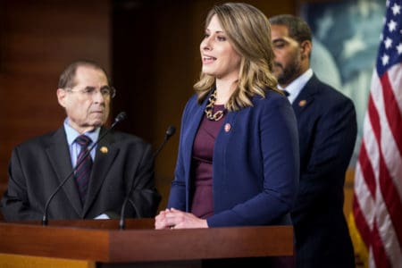 Katie Hill's estranged husband claims congresswoman 'stranded' him before moving to DC 7