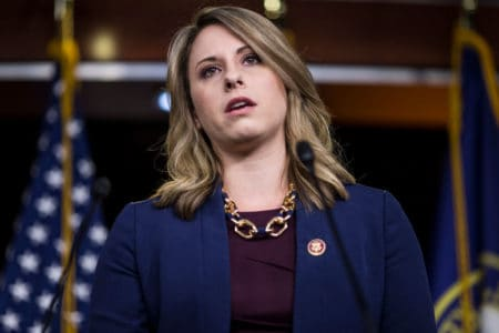 Katie Hill blames 'misogynistic culture' for political downfall in final floor speech 7