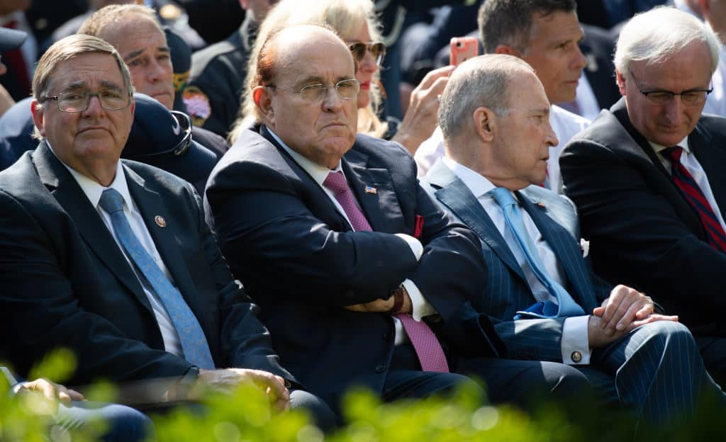 'Should be paid by campaign funds': Giuliani slams Schiff impeachment inquiry as political 1