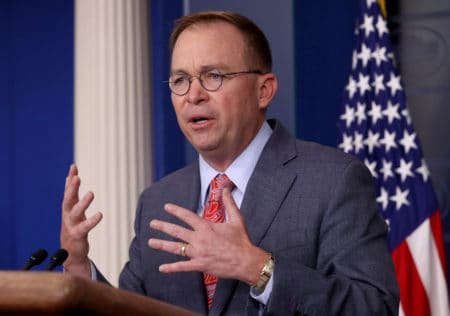 House Republicans circle wagons over Mulvaney quid pro quo statement 1