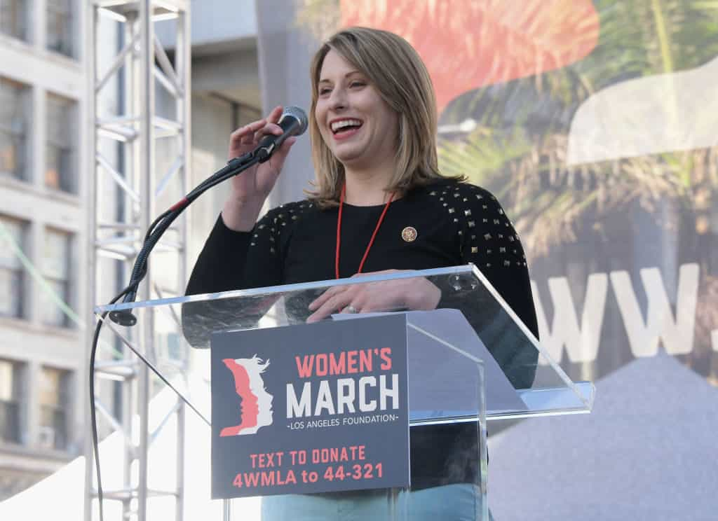 After aide sex scandal, Katie Hill staying in public eye 1