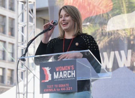 After aide sex scandal, Katie Hill staying in public eye 5