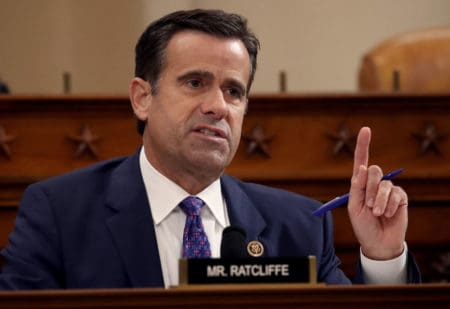 Ratcliffe attempts to question Schiff about staff's contact with Ukraine whistleblower 6
