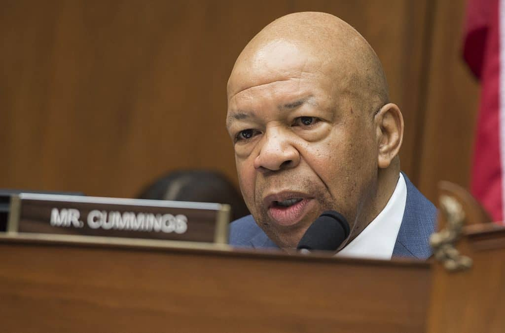 Elijah Cummings daughters snub late congressman's widow in race to replace him 1