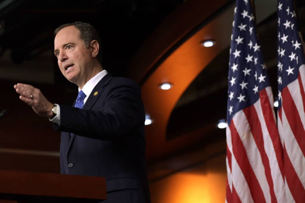 Schiff hired former colleague of alleged whistleblower Eric Ciaramella the day after Trump-Ukraine call 1